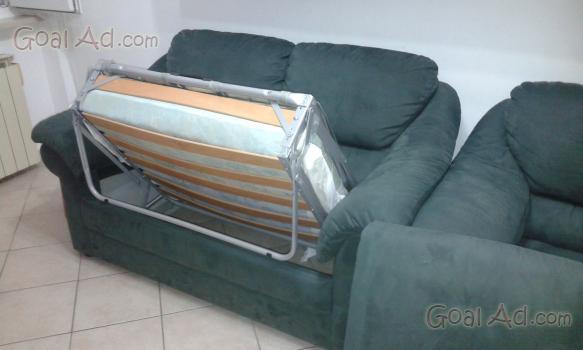Regalo divano letto posti ottime condizioni cerca for Divano letto regalo