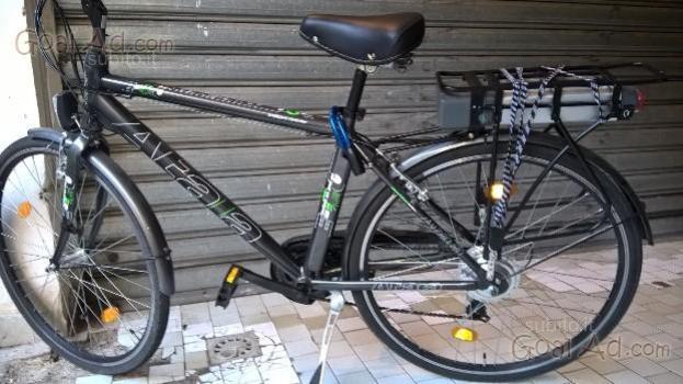 Bici elettrica emotion jumper bici elettrica cerca for Bici pieghevole elettrica usata