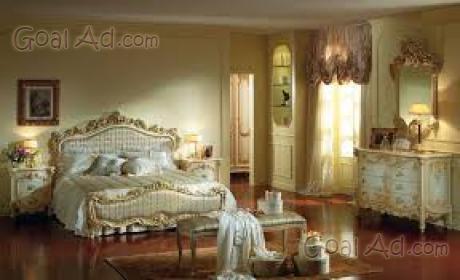 Camera barocco veneziano silik letto stile - Cerca, compra, vendi ...