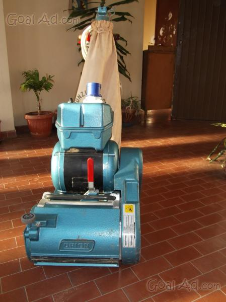 Levigatrice aries parquet modello nastro kunzle cerca - Compro parquet usato ...