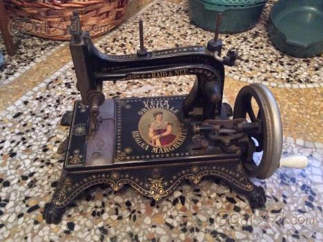 Macchina cucire fine kohler vendo euro cerca compra for Vendo macchina da cucire