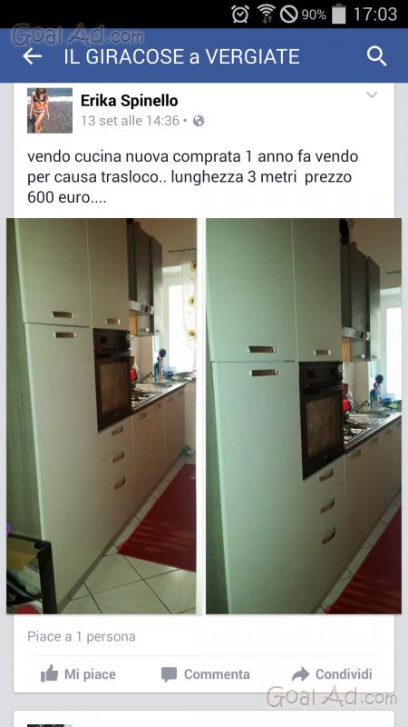 Cucina schiffini campiglia nuova cucina schiffini - Cerca, compra ...