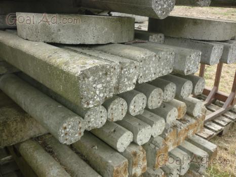 Pali in cemento per reti prezzo