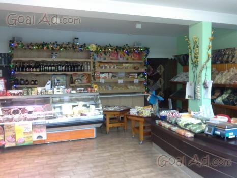 Negozio frutta verdura arredamento scaffalatura bancone for Arredamento usato veneto