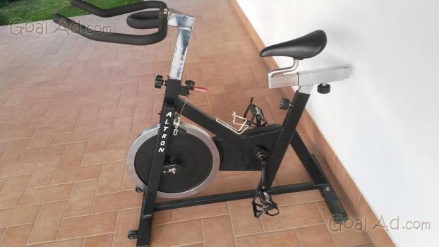Bici spinning usata causa inutilizzo vendo cerca compra - Vendo casa prefabbricata usata ...