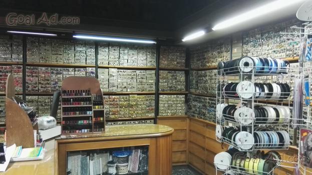 Arredamento abbigliamento vari vendo negozio merceria for Arredamento merceria