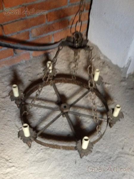 Lampadari vintage antichi ottone anni 5060 cerca compra for Valutazione ottone usato