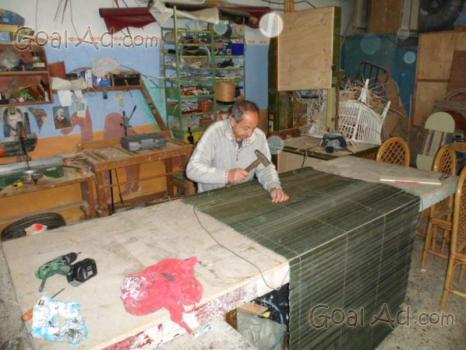 Cassine legno realizzano siciliane qualsiasi misure for Arredamento usato catania