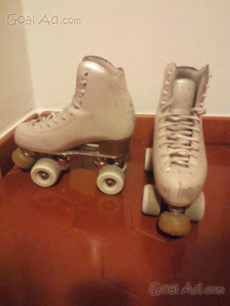 4ca1858e265fe Pattini rotelle pattinaggio artistico valsport ottime - Cerca ...