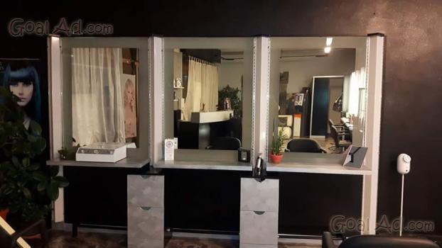 Arredamento Negozio Parrucchiera: Arredamento negozio parrucchiera vezzosi pi...