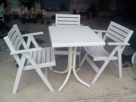 Tavolo giardino sedie tavolo giardino ghisa - Cerca, compra, vendi ...