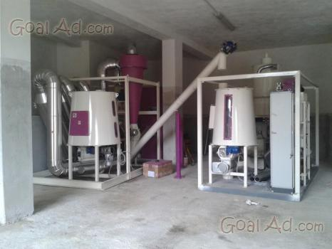 Impianto produzione pellet studio consulenza federico for Impianto produzione pellet usato