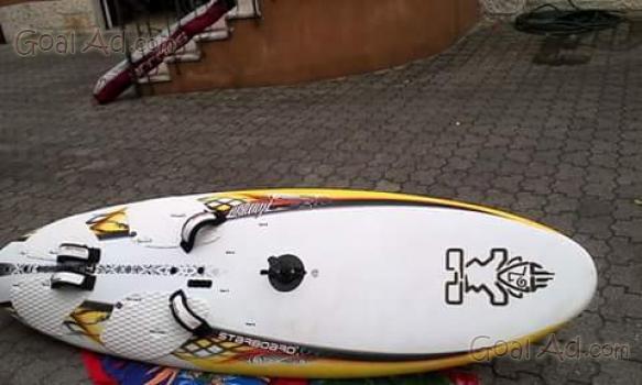 20.3cm Tony Hawk Ss 540 Squadra Completo Skateboard