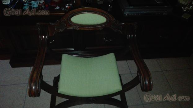 Sedia modello savonarola tipo fabbricazione anni cerca for Savonarola sedia