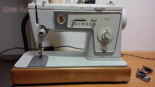 Macchina cucire singer anni 1950 1960 mobiletto cerca for Macchina da cucire singer simple