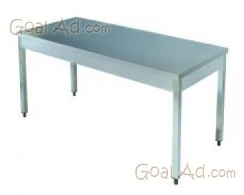 Tavolo 70x60 acciaio inox tavolo acciaio cerca compra vendi nuovo e usato cucina gas 70x60 - Tavolo in acciaio inox usato ...