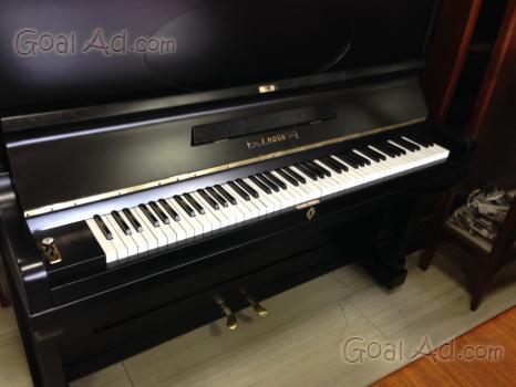 Pianoforte antico stichel leipzig restaurato vendo cerca compra