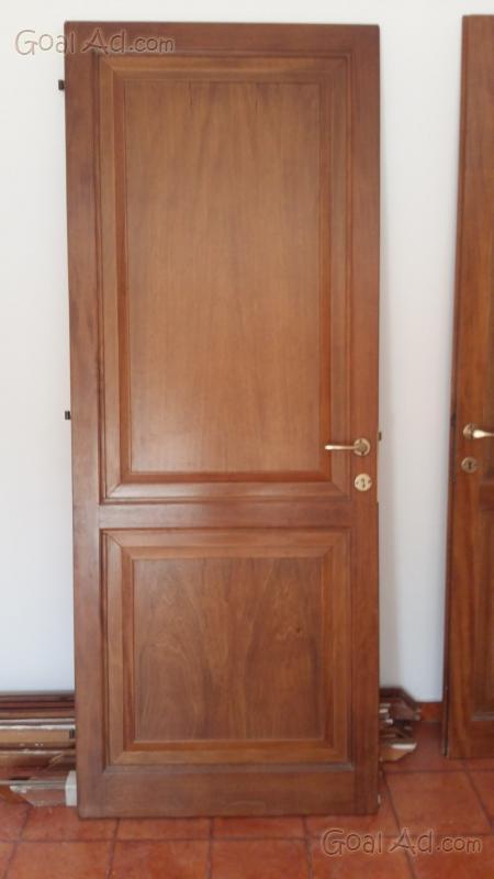 Porte massello porte legno massello grezze cerca compra - Porte da interno brico ...