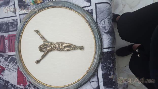 corso visuale di scultura 170 immagini per imparare a modellare bassorilievi ed altorilievi