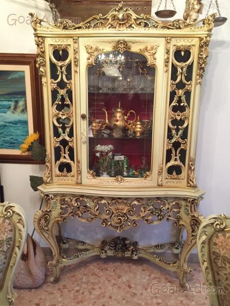 Camera letto barocco veneziano armadio stile - Cerca, compra ...