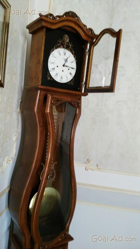 Bellissimo orologio pendolo colonna contrappesi tempus - Cerca ...