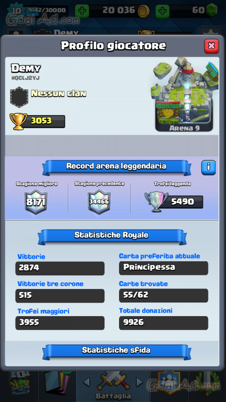 how to delete a clash royale account