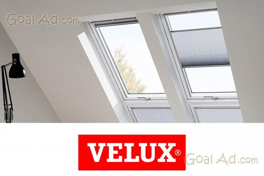 Velux assortimento tende per finestre da tetto goalad for Offerte tende velux