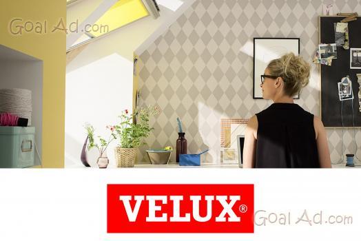 Velux assortimento tende per finestre da tetto goalad for Finestre tipo velux prezzi