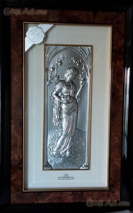 Quadro bassorilievo argento castellani acca quadro - Cerca, compra ...