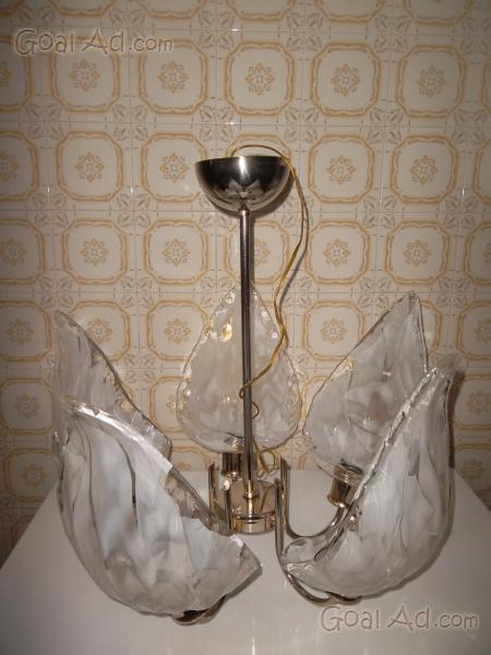 Lampadario murrina vendo lampadario campana murrina - Cerca ...