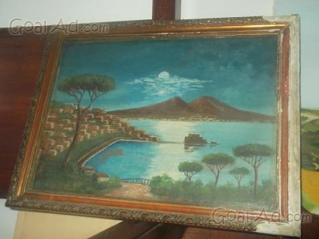 Bellissimo quadro massimo meda famoso pittore - Cerca, compra, vendi ...