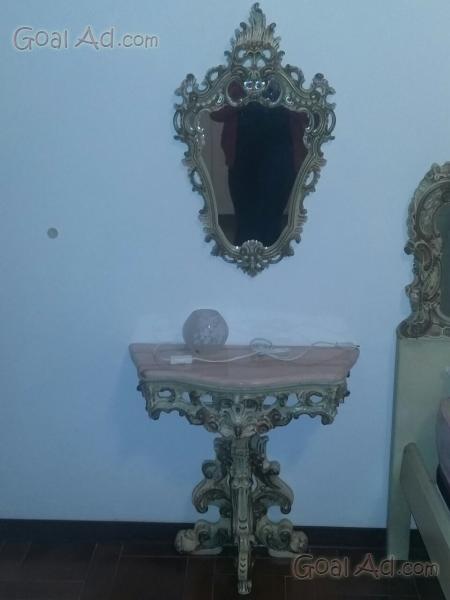 Camera Letto Stile Barocco Veneziano Silik Cerca Compra Vendi Nuovo E Usato Camera Matrimoniale